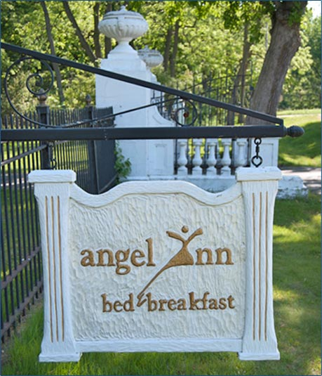 Welcome to The Angel Inn