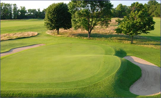 Take a Golf Vacation While Here at Angel Inn